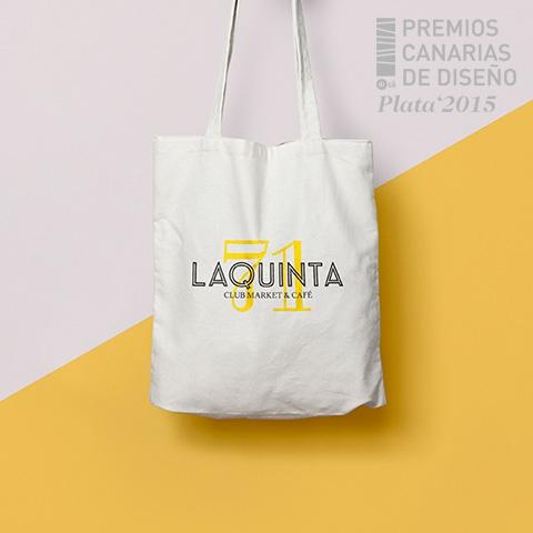 La Quinta 71's corporate identity