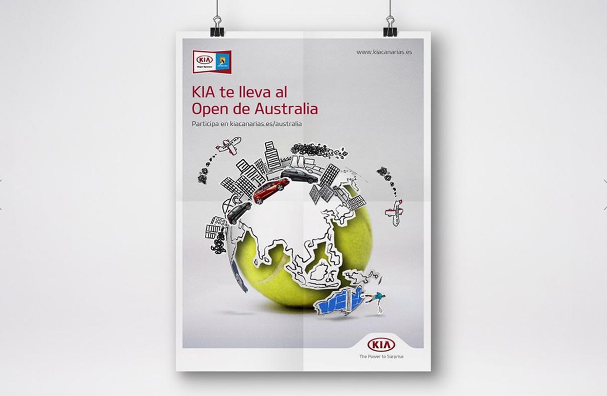 Campaña Kia Canarias te lleva a Australia